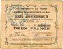 Banknotes Aubencheul-Au-Lac (59). Commune. Billet. 2 francs du 12.2.1915, 3e série