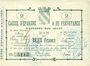 Banknotes Avesnes (59). Caisse d'Epargne et Prévoyance. Billet. 2 francs, série 3