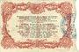 Banknotes Cambrai (59). Syndicat de Communes de la Région de Cambrai. Billet. 5 francs 10.5.1916, série J