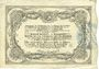 Banknotes Cambrai (59). Syndicat de Communes de la Région de Cambrai. Billet. 50 francs 10.5.1916, série B