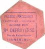 Banknotes Francilly-Selency (02). Commune. Billet. 10 kilo de beurre