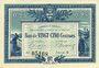 Banknotes La Roche-sur-Yon (85). Chambre de Commerce. Billet. 25 centimes 1916, série E