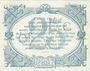 Banknotes Lille (59). Banque d'Emission. Billet. 25 cmes mai 1915