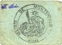 Banknotes Montbrehain (02). Commune. Billet. 10 centimes