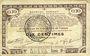 Banknotes Pas de Calais, Somme et Nord, Groupement de 70 communes. Billet. 10 centimes 23.4.1915 série 9C
