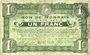 Banknotes Roubaix et Tourcoing (59). Billet. 1 franc 12.8.1916, 8e série, n° 1521