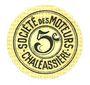 Banknotes Saint-Etienne (42). Chaléassière. Société des Moteurs. Billet. 5 centimes 31.12.1920