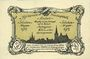 Banknotes Ansbach. Stadt. Billet. 50 pf  (avril) 1917