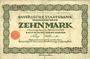 Banknotes Bayern. Bayerische Staatsbank. Nürnberg 1918. Billet. 10 mark 15.11.1918