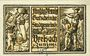 Banknotes Breisach. Stadt. Billet. 50 pf 1.6.1921