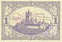 Banknotes Cochen. Landkreis. Billet. 1 mark 19.11.1918
