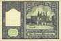 Banknotes Cologne-Mülheim. Wipperfürth, Bergisch-Gladbach, Kreise bzw - Stadt. Billet. 500 mark 21.10.1922