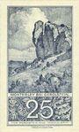 Banknotes Daun. Kreis. Billet. 25 pfennig 20.2.1920