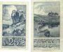 Banknotes Daun. Kreis. Billets. 25 pf, 50 pf 20.2.1920