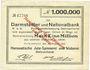 Banknotes Delmenhorst. Hanseatische Jute Spinnerei und Weberei. Billet. 1 million mark 24.8.1923
