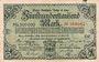 Banknotes Düren. Euskirchen, Jülich, Stolberg, Eschweiller, ..., Billet. 500 000 mk 15.02.1923