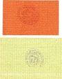 Banknotes Ergoldsbach. Marktgemeinde. Billets. 25 pf, 50 pf 1.7.1919, cachet rouge au dos