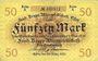 Banknotes Essen. Fried. Krupp Aktiengesellschaft. Billet. 50 mark 29.3.1920