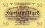 Banknotes Essen. Fried. Krupp Aktiengesellschaft. Billet. 50 mark 6.4.1920