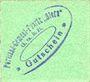 Banknotes Finkenwalde (Zdroje, Pologne). Portland Cement-Fabrik G.m.b.H. Billet. 10 pf (1919), vert foncé