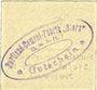 Banknotes Finkenwalde (Zdroje, Pologne). Portland Cement-Fabrik G.m.b.H. Billet. 2 pf (1919)
