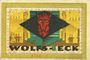Banknotes Frankfurt am Main. G. M. Holz. Billet. 50 pfennig 1.7.1921, série A