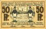 Banknotes Freiberg. Amtshauptmannschaft. Billet. 1/2 mark n.d. - 31.12.1919, Série (Reihe) H