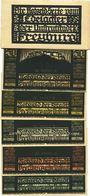 Banknotes Freyburg a. Unstrut. Stadt. Série de 5 billets. 50 pf 12.9.1921