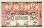 Banknotes Gaggenau, Forbach & Gernsbach. Städte. Billet. 20 mark oct. 1922