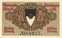 Banknotes Geislingen a. Steige. Stadt. Billet. 50 pf, 4e émission oct 1918