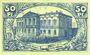 Banknotes Glatz (Klodzko, Pologne). Kreis. Billet. 50 pfennig 15.12.1918