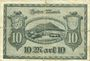 Banknotes Görlitz (Zgorzelec, Pologne). Stadt und Handelskammer. Billet. 10 mark 18.10.1918