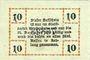 Banknotes Großenhain. Stadt. Billet. 50 pf n.d. - 31.12.1918