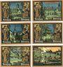 Banknotes Grünberg (Zielona Gora, Pologne). Stadt. Billets. 50 pf (6ex) n.d. - 31.12.1921