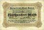 Banknotes Guben (Guben, Brandebourg et Gubin, Pologne). Stadt. Billet. 100 mark 16.9.1922, série B