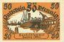 Banknotes Harburg. Handelskammer. Billet. 50 pf n.d. - 1.10.1920