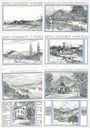 Banknotes Honnef a. Rhein. Verkehrsverein Bad Honef und Rhöndorf. Billets. 50 pf  (4ex), 99 pf (4ex) 1.10.1921
