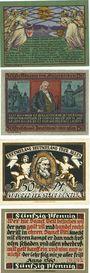 Banknotes Hoxter. Stadt. Billets. 25 pf, 50 pf (3ex) 1.5.1921
