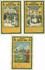 Banknotes Iserlohn. Stadt. Billets. 1 mark (3ex) 1.7.1921