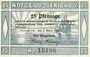 Banknotes Jerichow. Stadt. Billet. 25 pf 5.3.1920