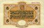 Banknotes Karlsruhe. Stadt. Billet. 5 mark 16.10.1918