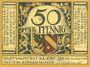Banknotes Kaufbeuren. Stadt. Billet. 50 pf 15.6.1918