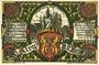 Banknotes Kirn a. d. Nahe. Stadt. Billet. 50 pf 20.5.1920