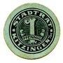 Banknotes Kitzingen. Stadt. Billet. 1 pfennig (1920)