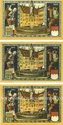 Banknotes Kitzingen. Stadt. Billets. 50 pf 1920 (3ex)