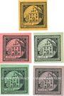 Banknotes Königshofen im Grabfeld. Stadt. Billets. 20 pf 1.6.1919 (5ex)