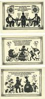 Banknotes Köstritz. Gemeinde. Billets. 50 pf (3ex) (1921)