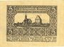 Banknotes Krumbach. Distrikt. Billet. 5 mark 1.12.1918
