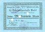 Banknotes Kusel. Stadt. Billet. 10 millions mark 14.9.1923, annulation par perforation