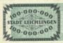 Banknotes Leichlingen, Stadt, billet, 1 million mark 15.8.1923